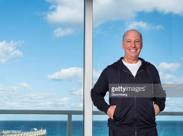 Steven Schonfeld chief executive officer and founder of Schonfeld Group Holdings LLC stands for a photograph in Palm Beach Florida US on Friday Nov...