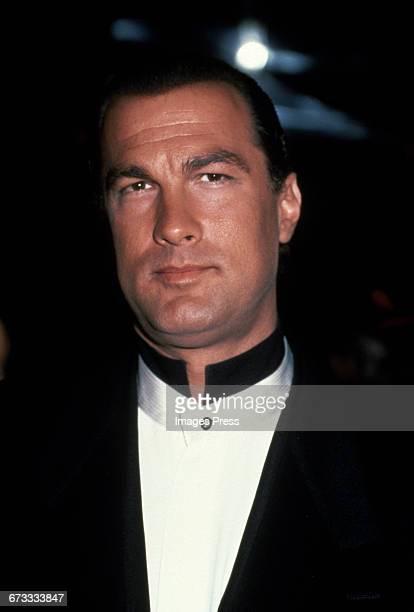 Steven Seagal circa 1991 in New York City