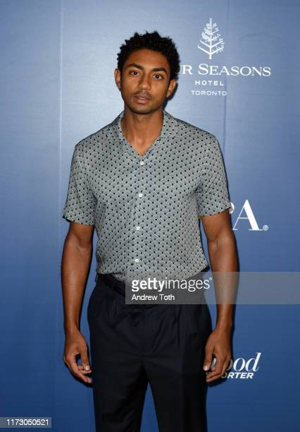 Steven Silver attends The Hollywood Foreign Press Association and The Hollywood Reporter party at the 2019 Toronto International Film Festival at...