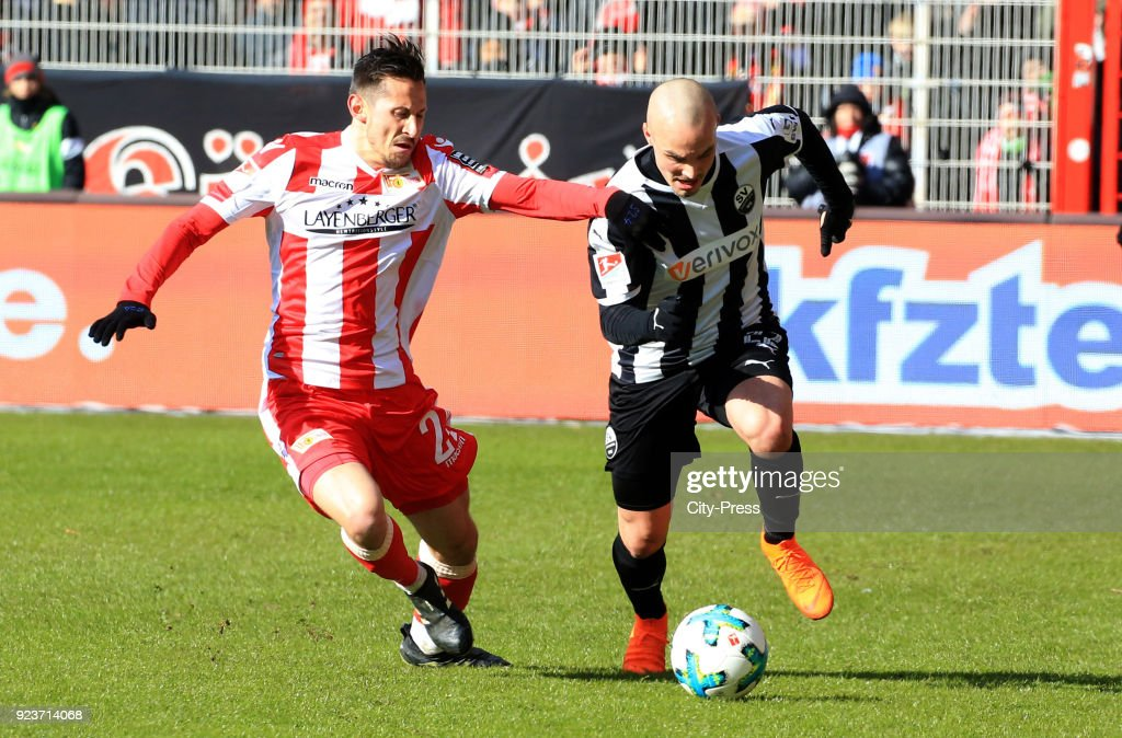 FC Union Berlin v SV Sandhausen - 2nd Bundesliga