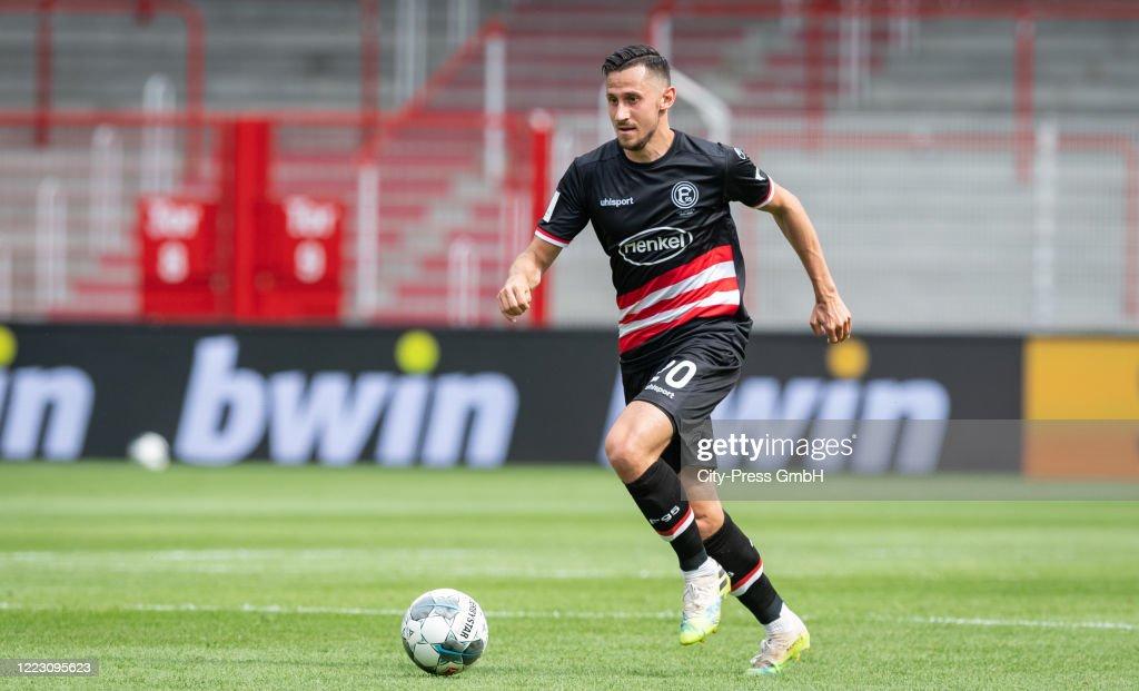 1. FC Union Berlin v Fortuna Duesseldorf - Bundesliga : News Photo