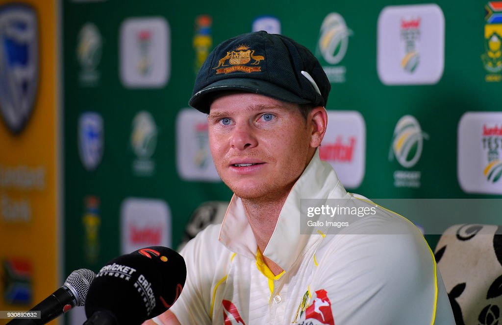 South Africa v Australia - 2nd Test: Day 4 : News Photo