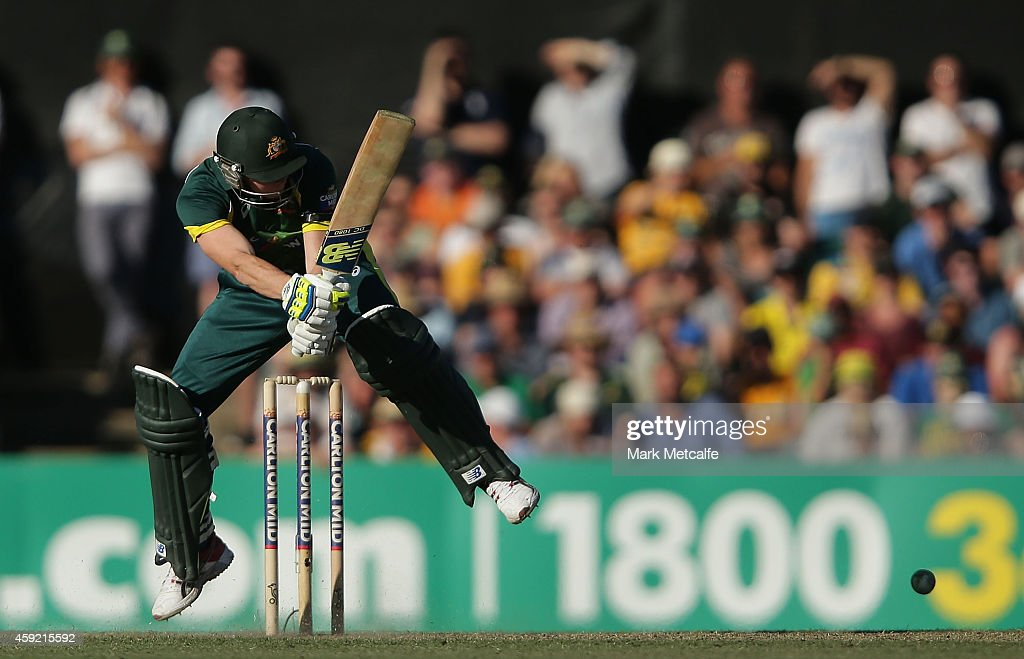 Australia v South Africa: Game 3 : News Photo