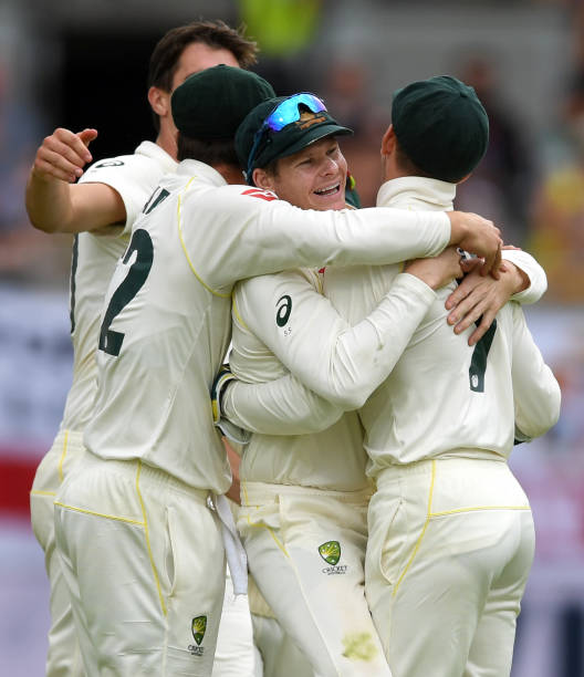 GBR: England v Australia - 1st Specsavers Ashes Test: Day Five