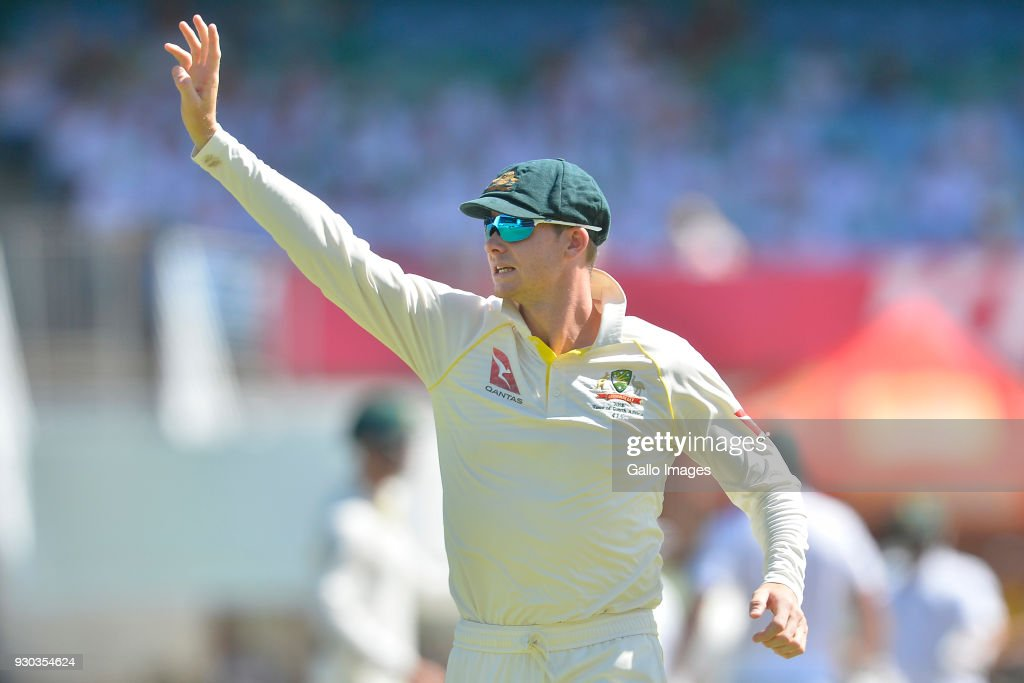 South Africa v Australia - 2nd Test: Day 3 : News Photo