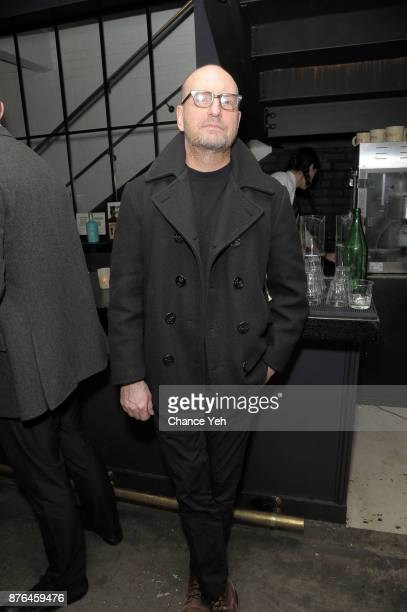Steven Soderbergh attends 'Godless' New York premiere at The Metrograph on November 19 2017 in New York City