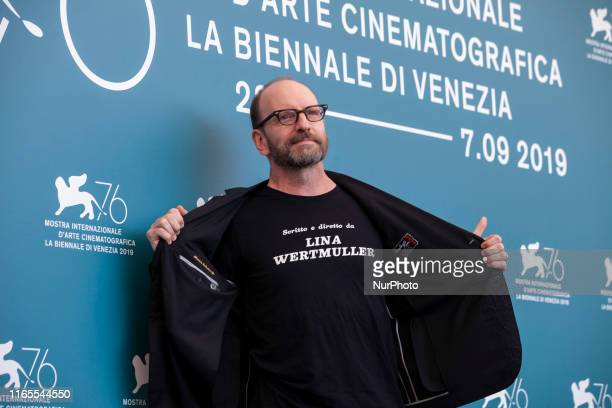 Steven Soderbergh attends ''The Laundromat'' photocall during the 76th Venice Film Festival at Sala Grande on September 01, 2019 in Venice, Italy