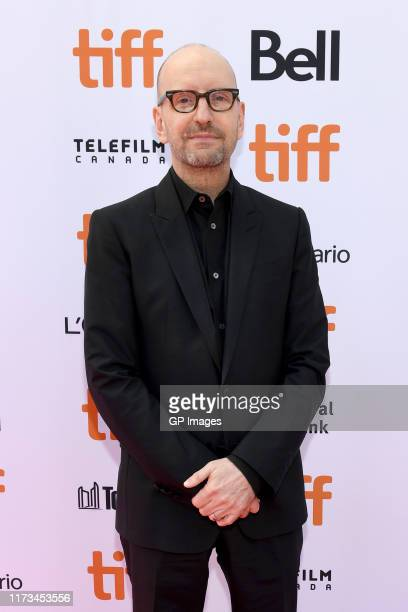 Steven Soderbergh attends The Laundromat premiere during the 2019 Toronto International Film Festival at Princess of Wales Theatre on September 09...