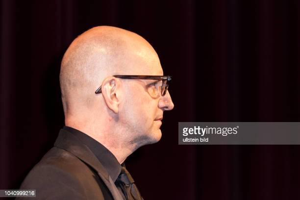 """Steven Soderbergh zur Berlinale auf der Bühne im Berlinale Palast zur Premiere von """"Unsane"""" am in Berlin"""