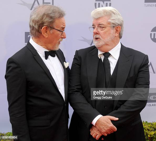 Directors Steven Spielberg, George Lucas and J.J. Abrams