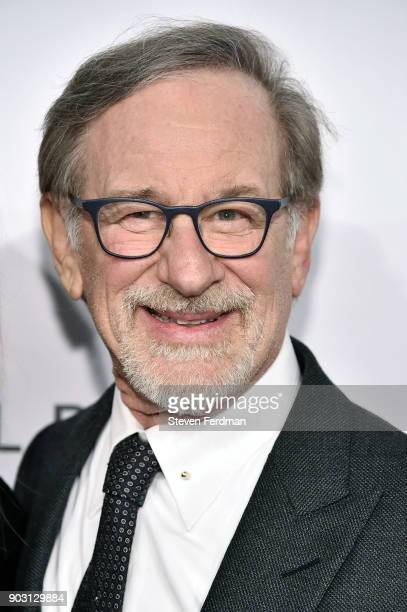 Steven Spielberg attends the 2018 The National Board Of Review Annual Awards Gala at Cipriani 42nd Street on January 9 2018 in New York City