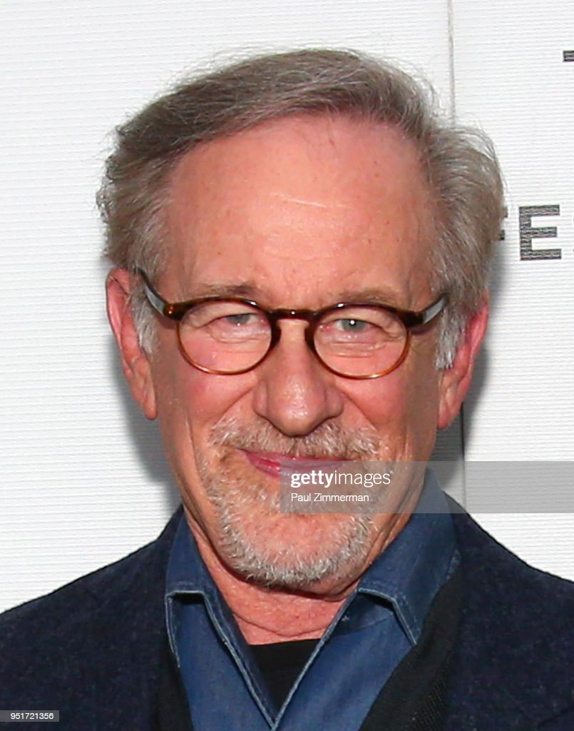 Steven Spielberg attends the 2018 Tribeca Film Festival - 'Schindler's List' Reunion at Beacon Theatre on April 26, 2018 in New York City.