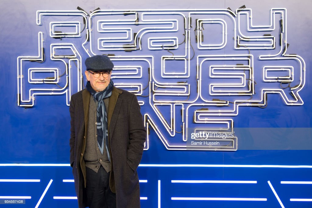 'Ready Player One' European Premiere - Red Carpet Arrivals