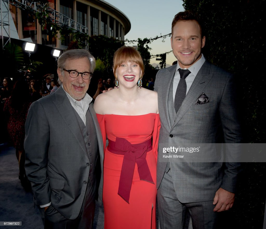 """Premiere Of Universal Pictures And Amblin Entertainment's """"Jurassic World: Fallen Kingdom"""" - Red Carpet : News Photo"""