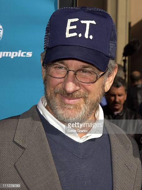 Steven Spielberg during 20th Anniversary Premiere of Steven Spielberg's 'ET The ExtraTerrestrial' Arrivals at The Shrine Auditorium in Los Angeles...