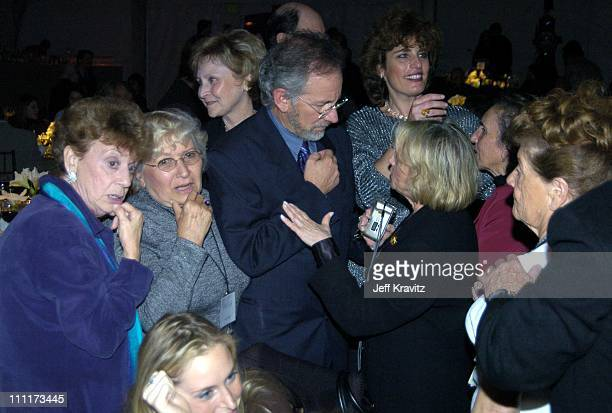 Steven Spielberg during Shoah Foundation Exclusive Event at Amblin Entertainment on Universal Studios in Universal City California United States