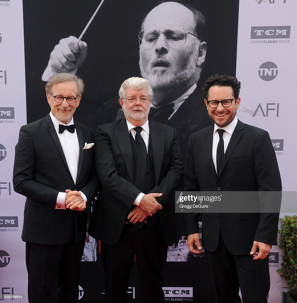 44th AFI Life Achievement Awards Gala Tribute - Arrivals : News Photo
