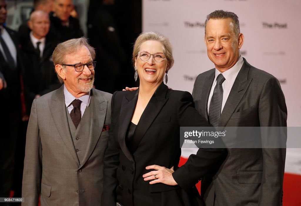 """The Post"" premieres in London"