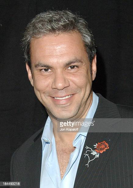 Steven St Croix During 2006 Avn Awards Arrivals And Backstage At The Venetian Hotel In Las