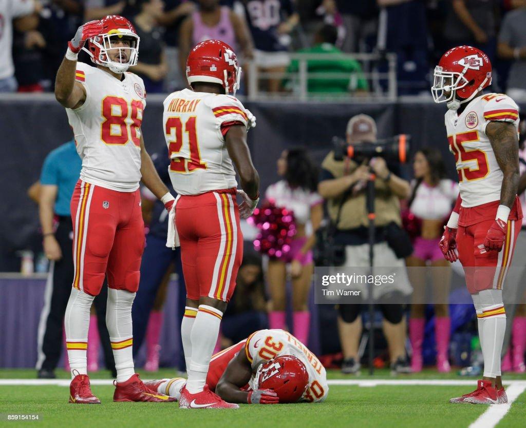 Kansas City Chiefs vHouston Texans