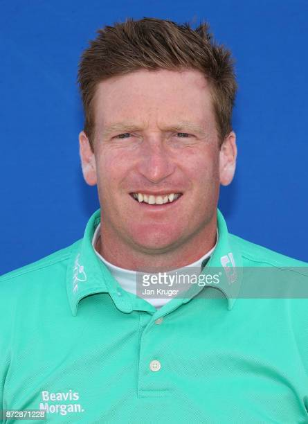 Steven Tiley of England during the first round of the European Tour Qualifying School Final Stage at Lumine Golf Club on November 11 2017 in...