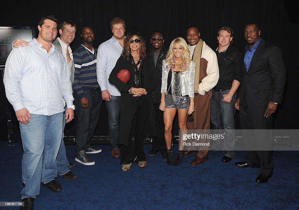 "CMT Crossroads Live From ""Pepsi Super Bowl Fan Jam"" Featuring Steven Tyler & Carrie Underwood"
