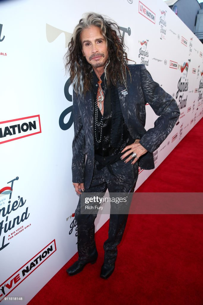 Steven Tyler And Live Nation presents Inaugural Janie's FundGala & GRAMMY Viewing Party