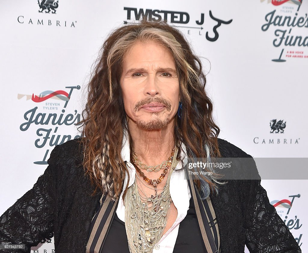 """Steven Tyler...Out on a Limb"" Show to Benefit Janie's Fund in Collaboration with Youth Villages - Red Carpet"