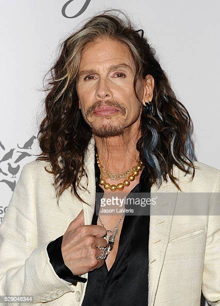 Steven Tyler attends The Humane Society of The United States' To The Rescue gala at Paramount Studios on May 07 2016 in Hollywood California