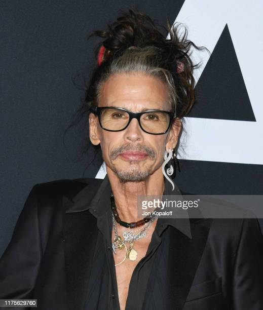 """Steven Tyler attends the Premiere Of 20th Century Fox's """"Ad Astra"""" at The Cinerama Dome on September 18, 2019 in Los Angeles, California."""
