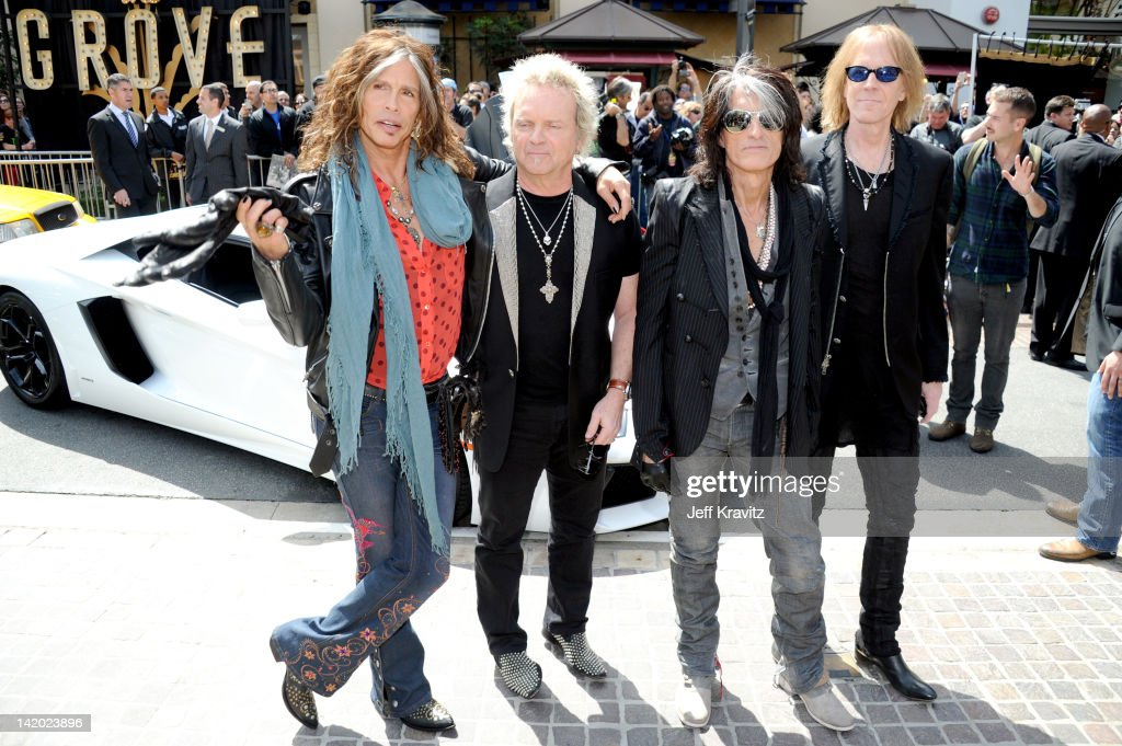 "Aerosmith Make Special Announcement For Their Upcoming ""Global Warming Tour"""