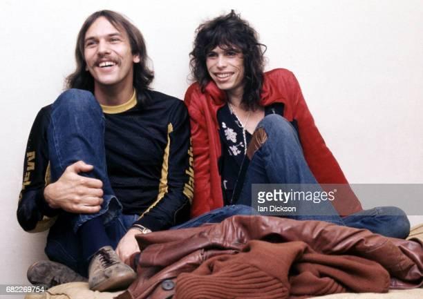 Steven Tyler of Aerosmith October 1976