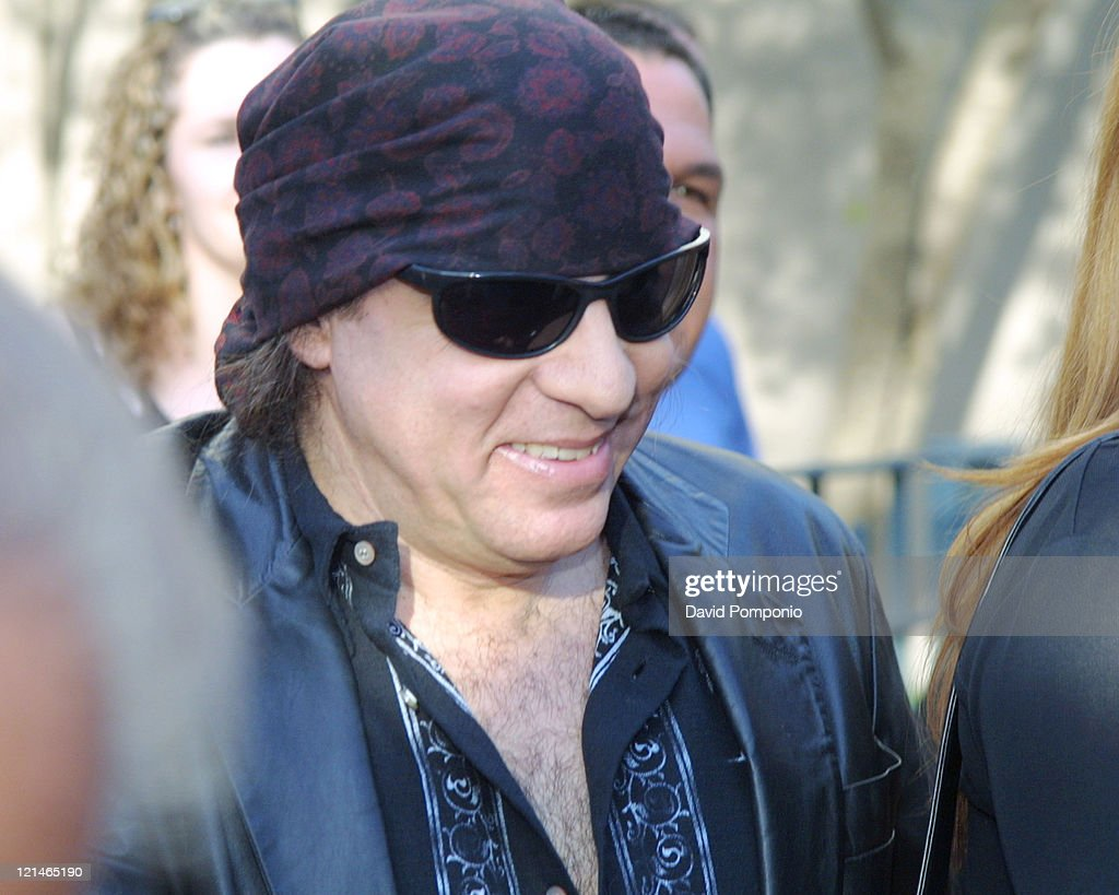 Steven Van Zandt during 'Remedy' New York Screening and After Party at Clearview Chelsea West Theatre and Avalon in New York City, New York, United States.