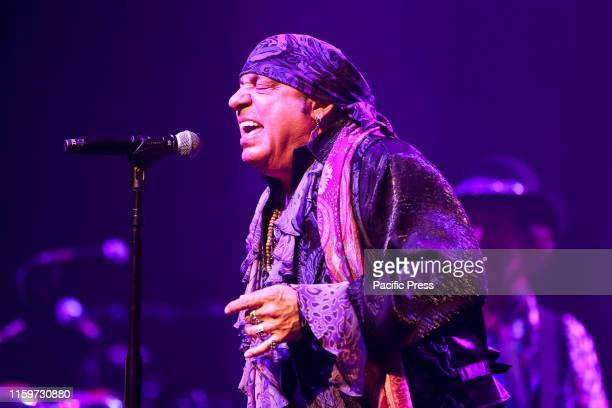 Steven Van Zandt of Little Steven and the Disciples of Soul perform in concert on July 18 2019 at the Paramount in Huntington New York