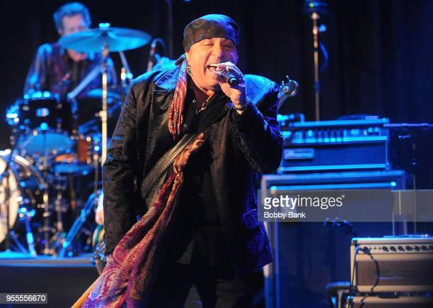 Steven Van Zandt performs at the 2018 New Jersey Hall Of Fame Induction Ceremony at Asbury Park Convention Center on May 6 2018 in Asbury Park New...