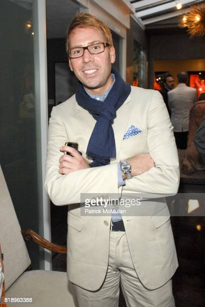 Steven Webber attend the Opening and Unveiling of Douglas Friedman's 'Take It Off' Exhibit at Jean de Merry Showroom on May 7th 2010 in Los Angeles...