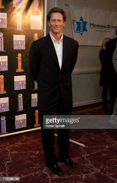 Steven Weber during The 3rd Annual Jewish Image Awards In Film and Television at The Beverly Hilton Hotel in Beverly Hills California United States