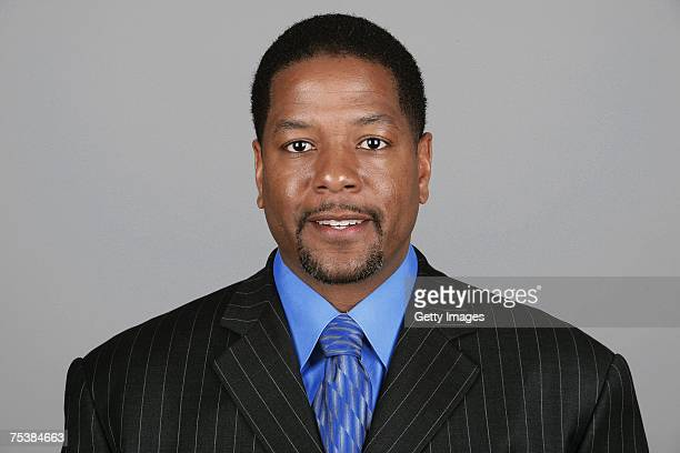 Steven Wilks of the Chicago Bears poses for his 2007 NFL headshot at photo day in Chicago Illinois