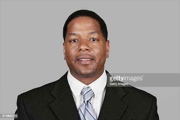 Steven Wilks of the Chicago Bears poses for his 2008 NFL headshot at photo day in Chicago Illinois