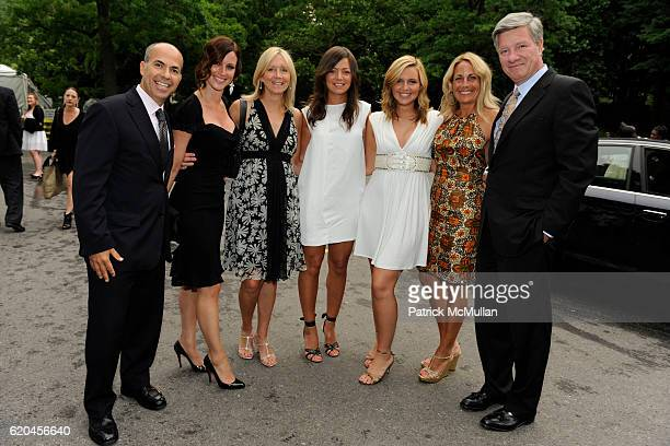 Steven Wolf Heather Wolf Kathy Kelley Holly Ewen Sam Kelley and attend THE FRESH AIR FUND'S Salute to American Heroes at Tavern on the Green on June...