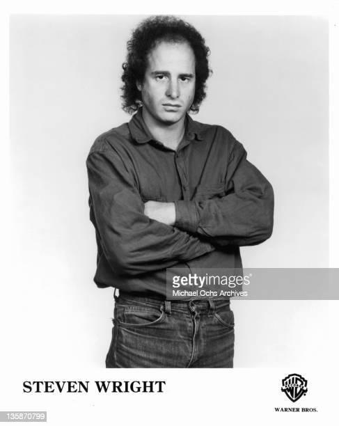 Steven Wright ca1985