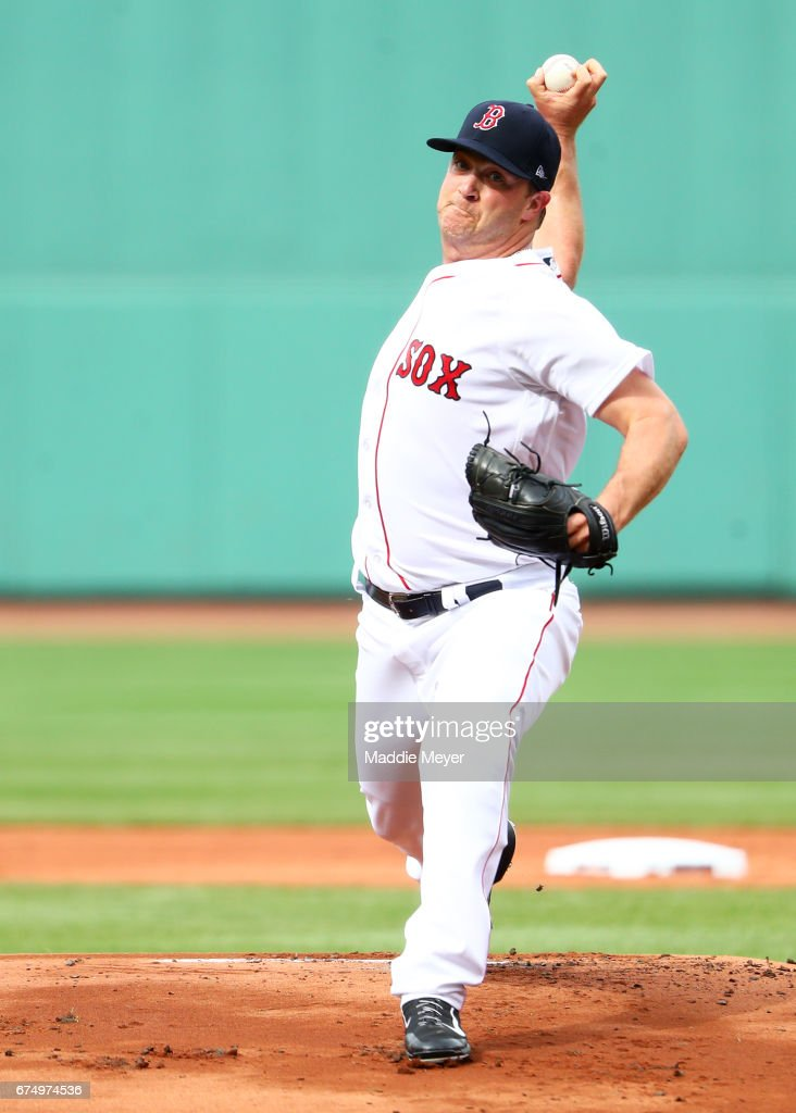 Chicago Cubs v Boston Red Sox : News Photo
