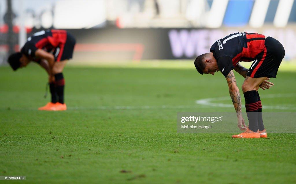 Eintracht Frankfurt v DSC Arminia Bielefeld - Bundesliga : News Photo