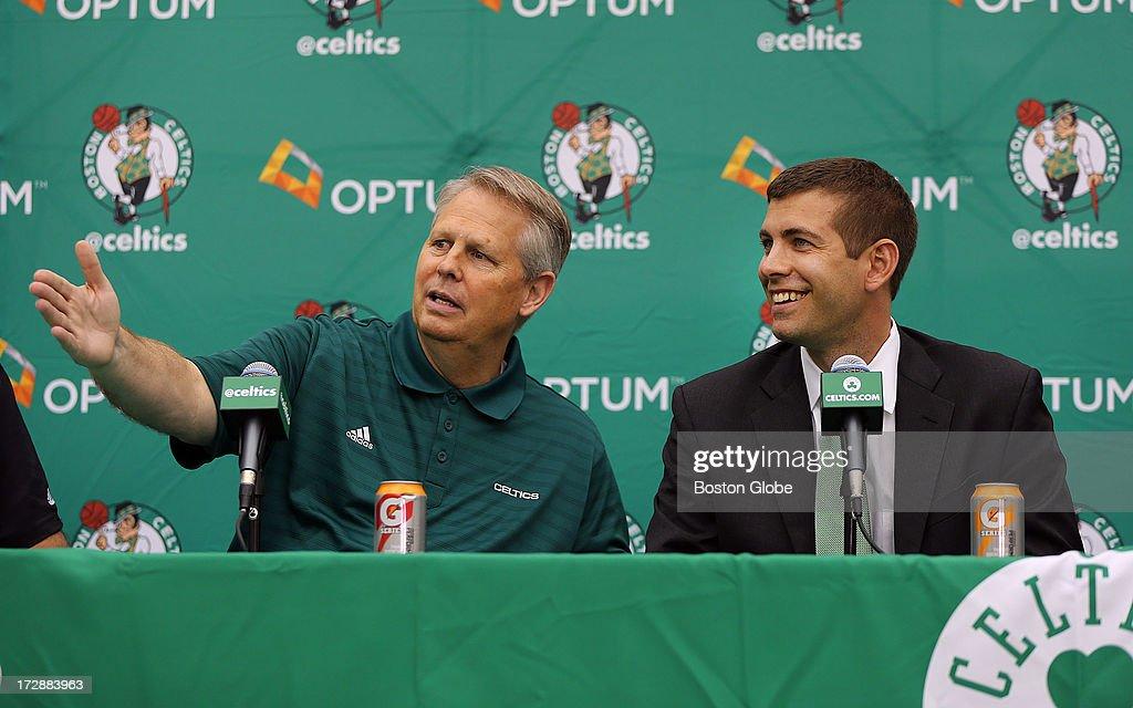 Boston Celtics Announce New Head Coach : News Photo