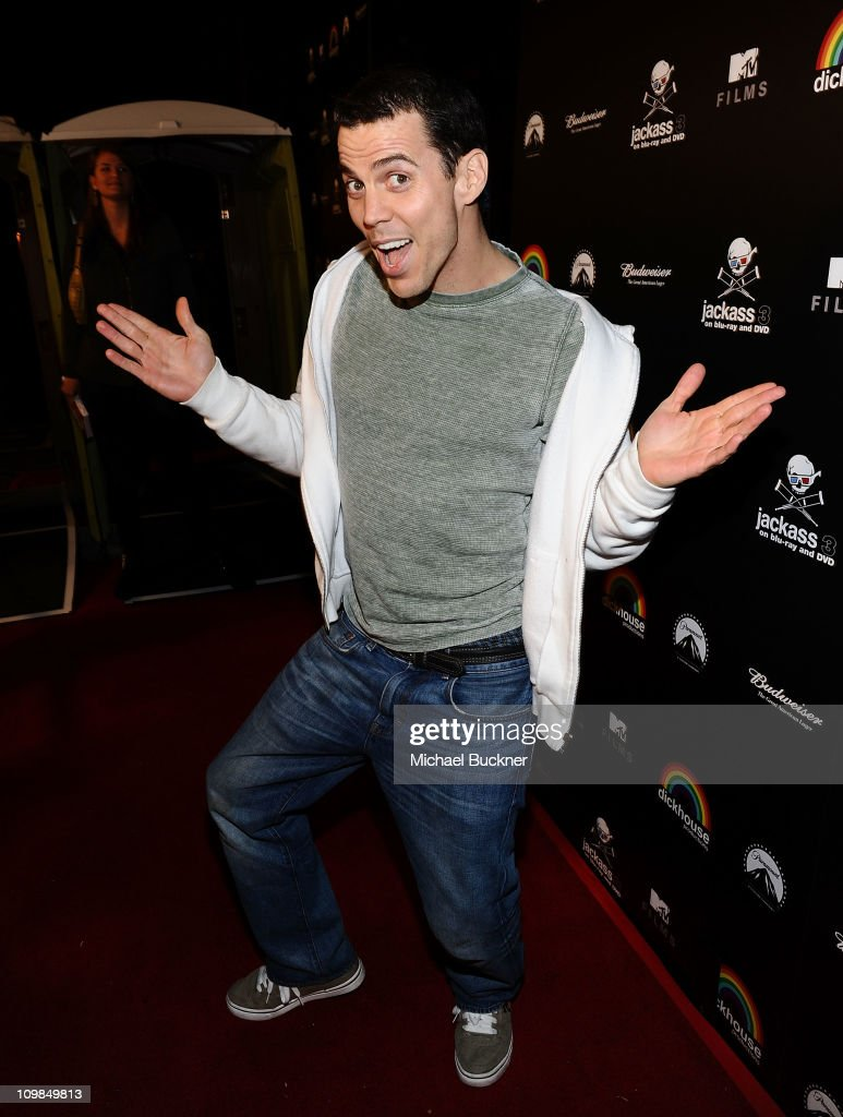 "Paramount Home Entertainment's ""Jackass 3"" Blu-ray & DVD Release - Red Carpet"
