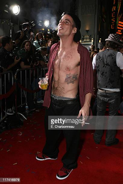 SteveO during World Premiere of Paramount Pictures' 'Jackass Number Two' at Grauman's Chinese Theatre in Los Angeles California United States