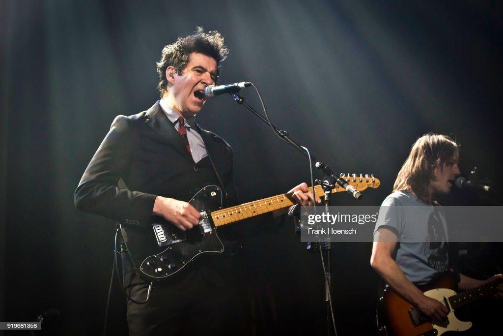 Belle And Sebastian Perform In Berlin