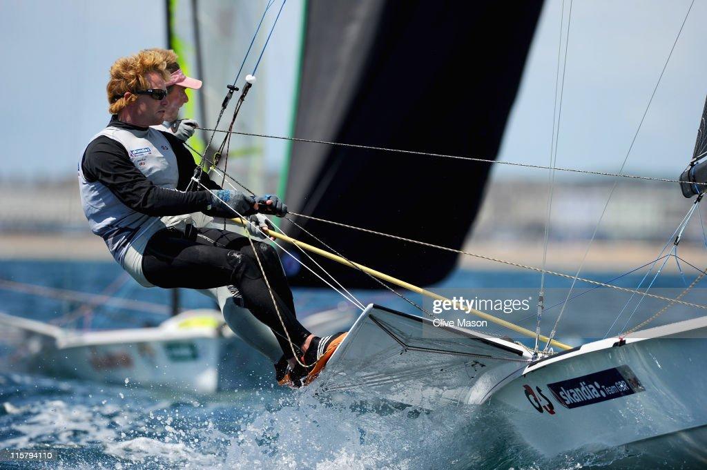 Skandia Sail for Gold Regatta 2011 - Day Five