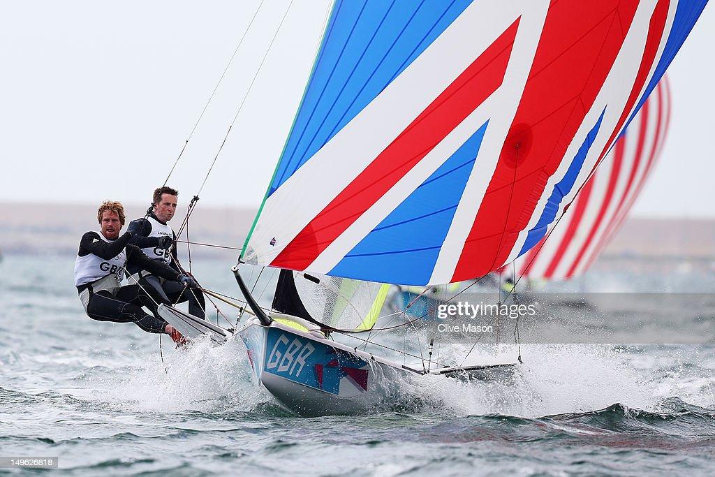Olympics Day 5 - Sailing