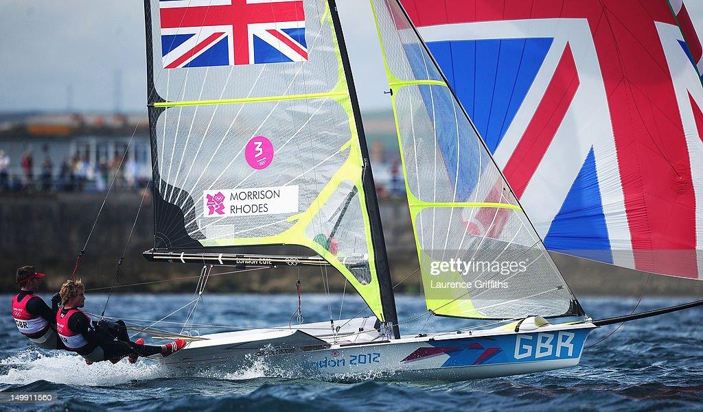 Olympics Day 10 - Sailing